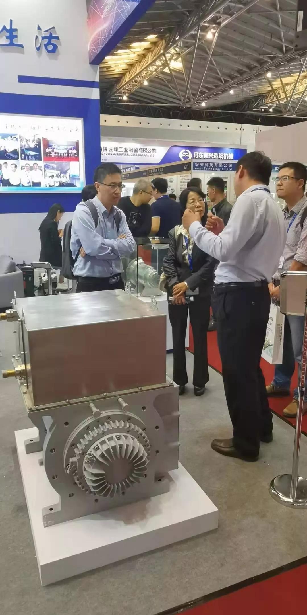 磁悬浮透平真空泵,亿昇科技,真空泵