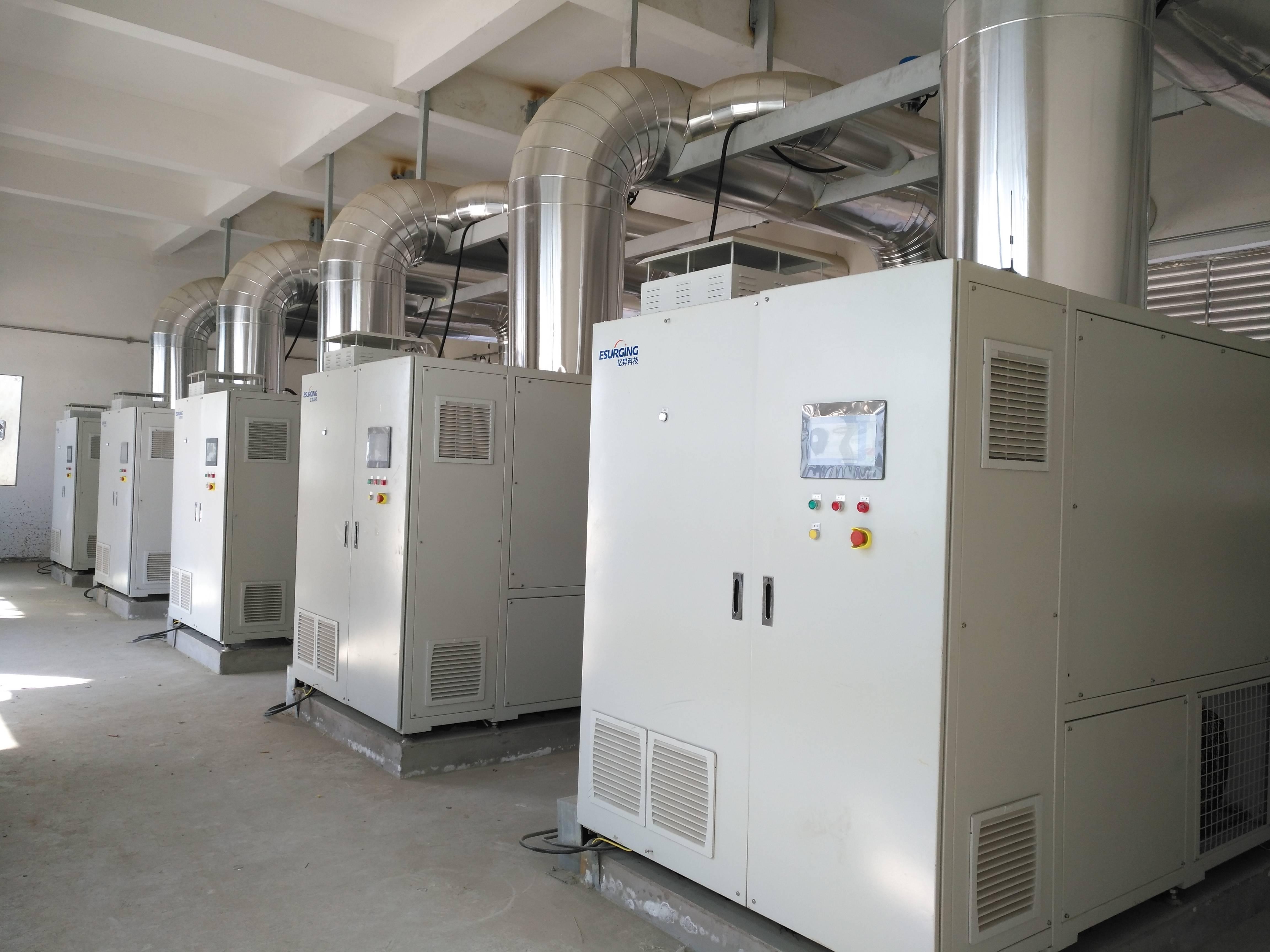 化工废水-内蒙新能能源