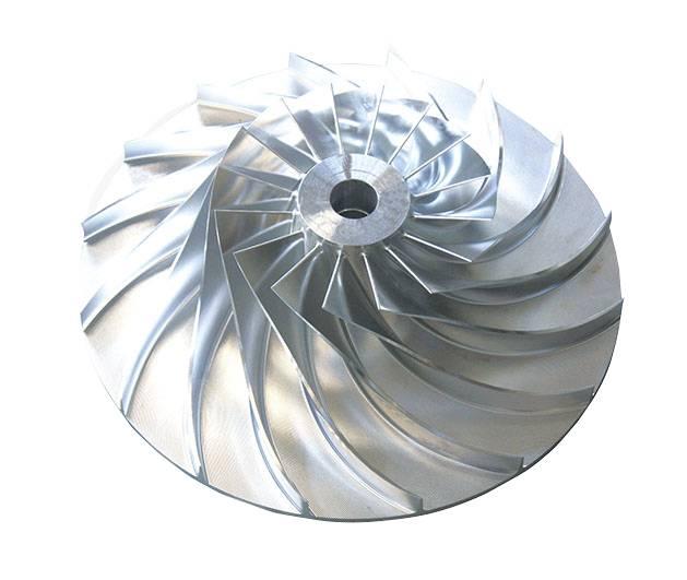 億昇三元流葉輪,天津億昇,磁懸浮鼓風機